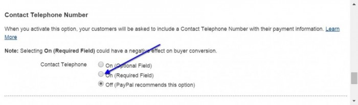 Paypal-phone-required-contact-telephone-number