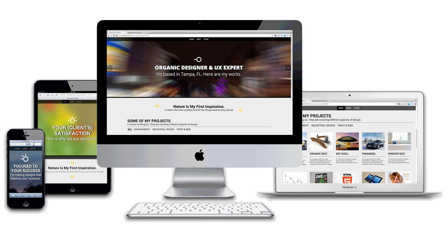 Business website design briscoweb for Blueprint websites