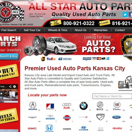 Keiffer auto and truck recyclers llc briscoweb for Star motors mooresville nc