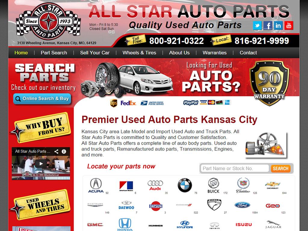All Star Auto >> All Star Auto Parts Briscoweb