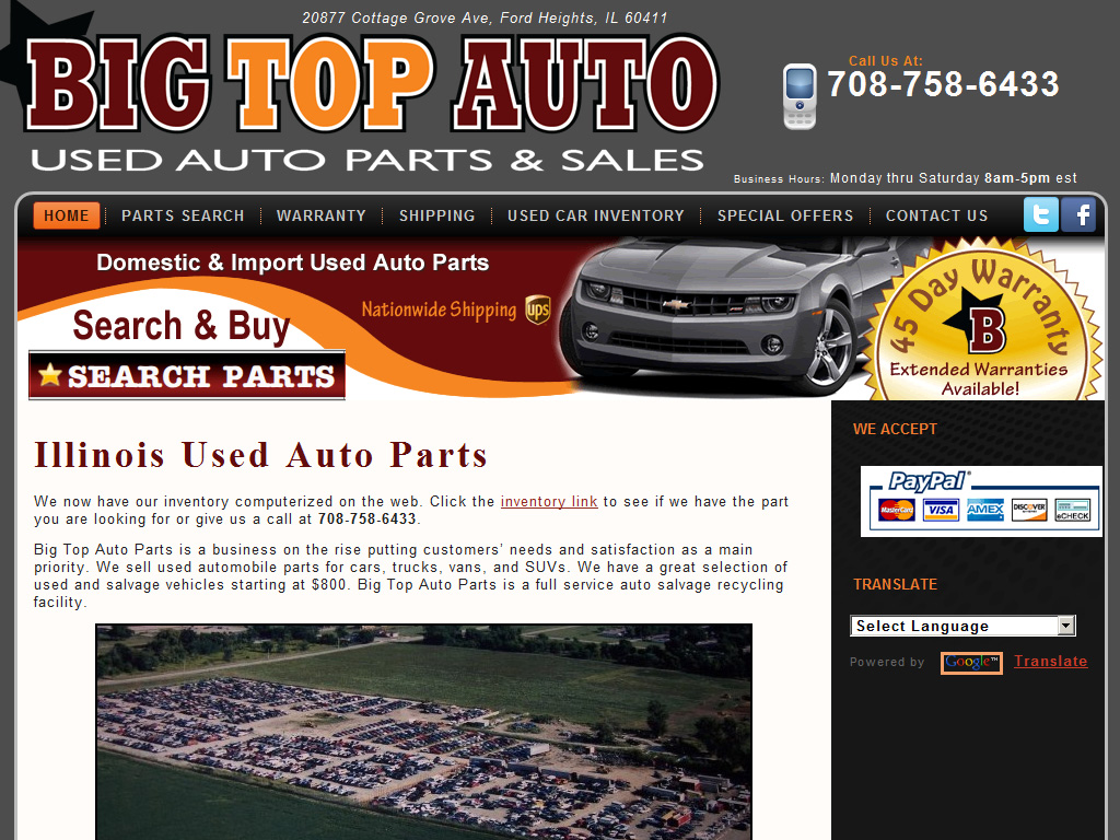 Great Sell Used Car Parts Gallery - Classic Cars Ideas - boiq.info