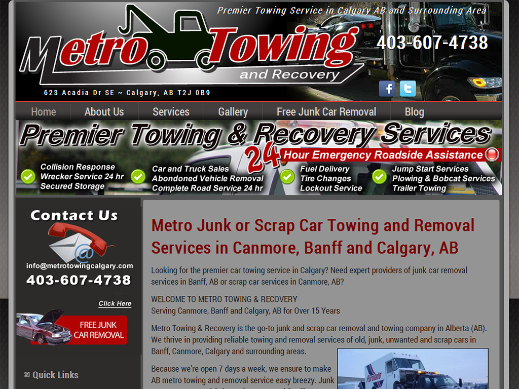 Wonderful Junk Car Calgary Gallery - Classic Cars Ideas - boiq.info